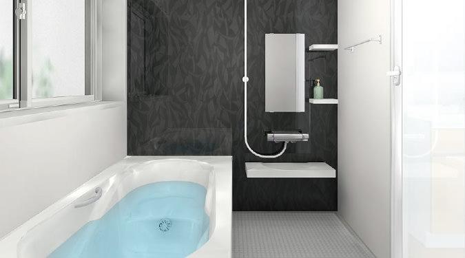 パパまるハウス:標準装備ーバスルーム