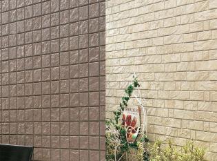 新築標準装備:外壁