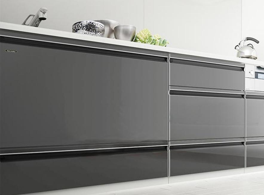 新築標準装備:システムキッチン