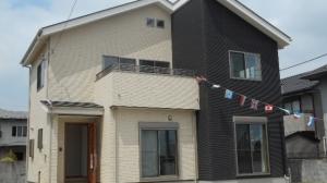那須塩原市 東三島モデルハウス1号棟