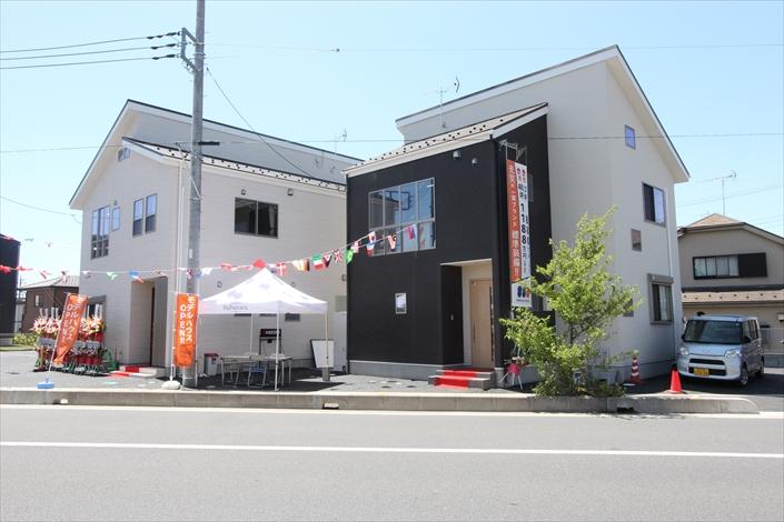 新築一戸建て低価格住宅のパパまるハウス久喜支店(展示場)
