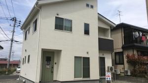 会津若松市 門田町飯寺モデルハウス1号棟