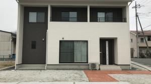昭和町 ニューフィールド西条新田モデルハウス1号棟