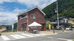 上田市 上田モデルハウス2号棟