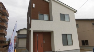 富山市 山室モデルハウス1号棟
