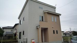 上田市 常盤城モデルハウス1号棟