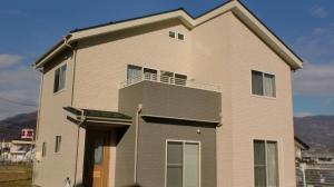 坂城町 上五明モデルハウス1号棟