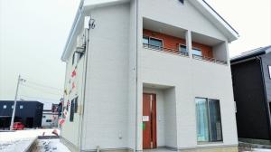 上越市 土橋モデルハウス3号棟
