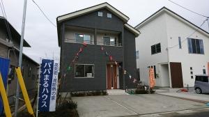 新発田市 中曽根モデルハウス3号棟