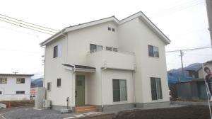 上田市 古里モデルハウス5号棟