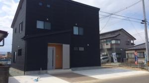 角田市 梶賀モデルハウス1号棟