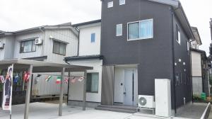 長岡市 堀金モデルハウス1号棟 プレミアムZ