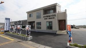 新発田市 PaPamaru住宅展示場
