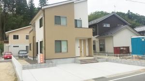 二本松市 油井モデルハウス1号棟