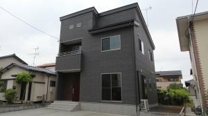 新潟市東区 中野山モデルハウス2号棟