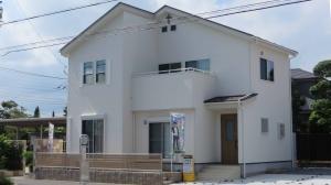 水戸市 姫子モデルハウス1号棟