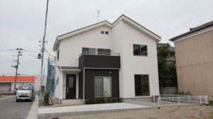 新潟市西蒲区 巻モデルハウス2号棟【6/10OPEN】