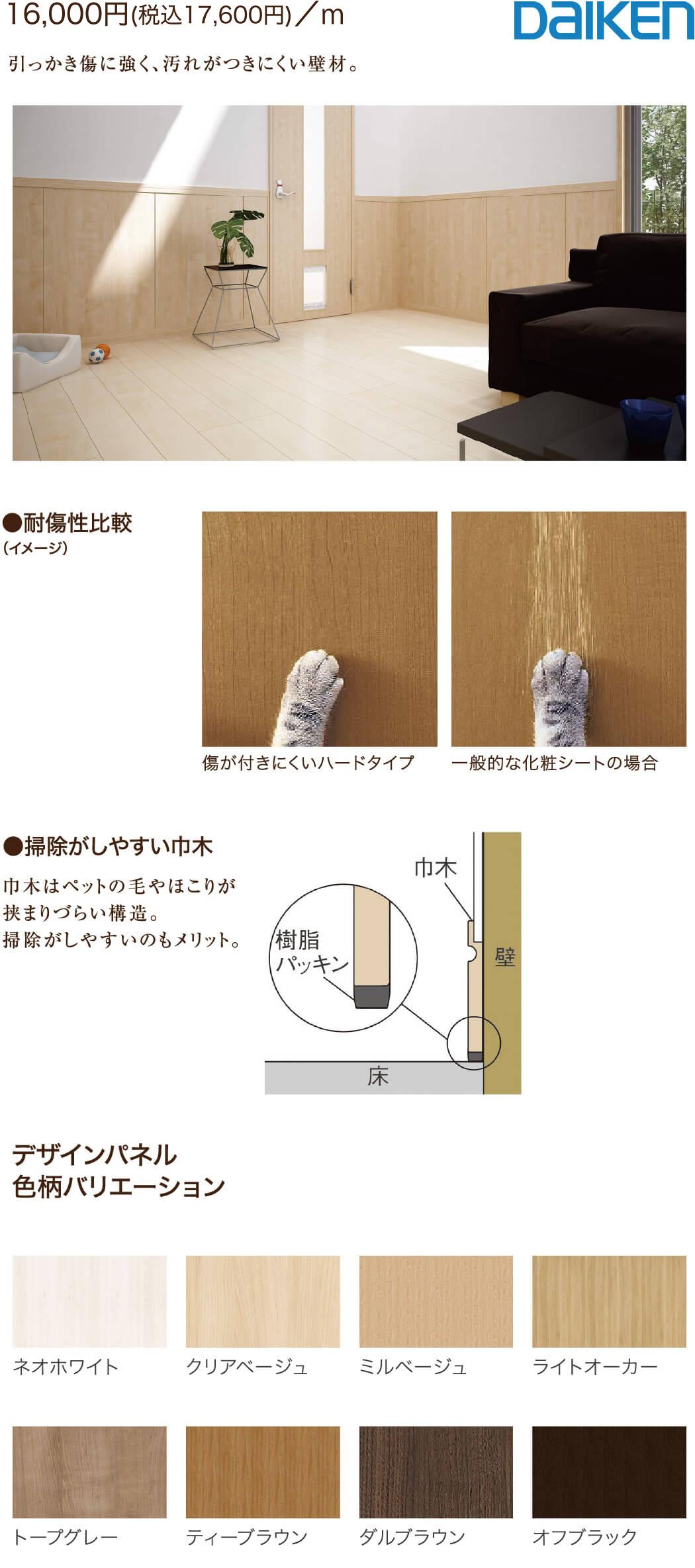腰パネル貼り(幅455)