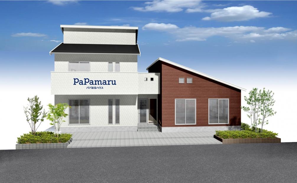 新築一戸建て低価格住宅のパパまるハウス郡山北営業所(展示場)