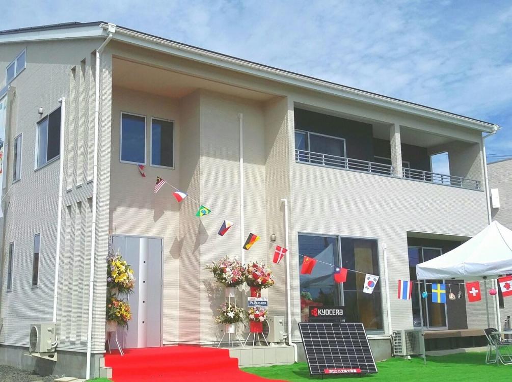 仙台市 PaPamaru住宅展示場