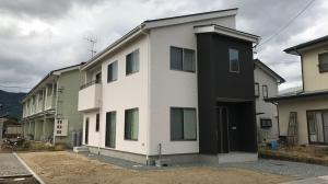 千曲 内川モデルハウス 1号棟