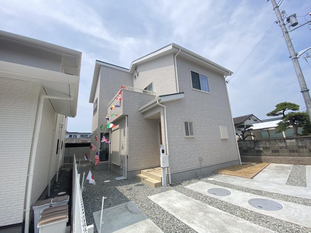 泉佐野湊4丁目1号棟モデルハウス